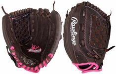 Rawlings F120 Pink 12in Glove WFP120