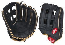 "Rawlings GG Gamer XLE 12"" Pro Taper Outfield Glove G120PTH (2016)"