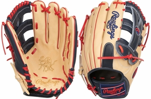 """Rawlings Gold Glove Club 12 3/4"""" Outfield Glove PRO3039-16CNS (2017)"""