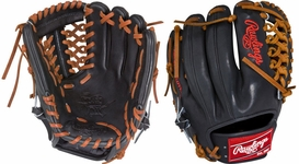 Rawlings Heart of Hide 11.5 Infield Ball Glove PRO204-4JB (2017)
