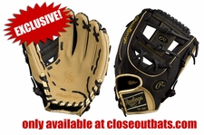 "Rawlings Heart of the Hide 11.25"" ""Swaggy Oreo"" Infield Glove PRO312-KVQ9D6 (2018)"