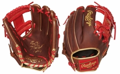 """Rawlings Heart of the Hide 11.5"""" Infield Glove PRO204-2TIG (2018)"""