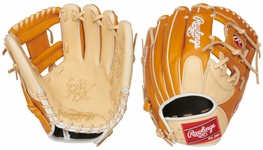 """Rawlings Heart of the Hide 11.5"""" Infield Glove PRONP4-2CTW (2018)"""