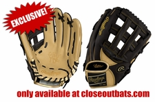 "Rawlings Heart of the Hide 12.75"" ""Swaggy Oreo"" Outfield Glove PRO3039-NRJ6MR (2018)"