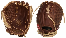 """Rawlings Heart of the Hide 12"""" Pitcher/Infield/Outfield Glove PRO120SB-3SL (2018)"""