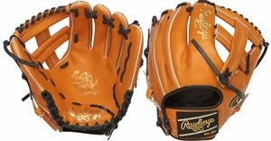 """Rawlings Heart of the Hide Color Sync 11.5"""" Infield Glove  PRO204-20T (2018)"""