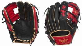 "Rawlings Heart of the Hide Color Sync 11.5"" Infield Glove PRO2174-2BSG (2017)"