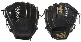 "Rawlings Heart of the Hide Color Sync 11.5"" Infield or Pitcher Glove PRO204-4BB (2017)"