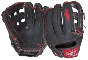 "Rawlings Heart of the Hide Dual Core Narrow Fit 31 Pattern 11.75"" Infield Glove PRO315DC-6BSH (2016)"