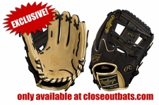 "Rawlings ""Swaggy Oreo"" Heart of the Hide Series Gloves"