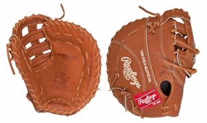 "Rawlings Heart of the Hide Series Prince Fielder Game Day 12.25"" 1st Base Mitt PROFM20GB"
