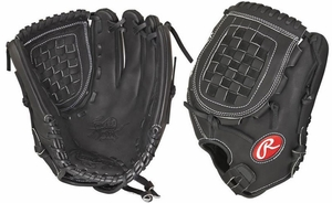"Rawlings Heart of the Hide Series 12.5"" Outfield Softball Glove PRO125SB-3B"