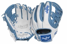 Rawlings Liberty Color Carolina Blue Section