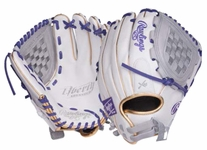 Rawlings Liberty Color Purple/Gold Section