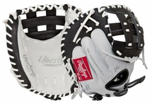 Rawlings Liberty Color White/Black  Section