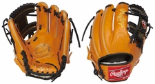 "Rawlings Pro Preferred 11.5"" Infield Glove PROS204-2RTB (2018)"