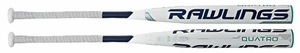 Rawlings Quatro Fastpitch Bat FP7Q9 -9oz (2017)