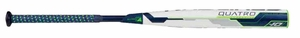 Rawlings Quatro Fastpitch Bat FP8Q10 -10oz (2018)