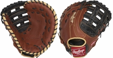 "Rawlings Sandlot Series 12.5"" 1st Base Mitt SFM18 (2018)"