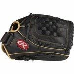 "Rawlings Shut Out 12"" Outfield Softball Glove RSO120BCC (2018)"