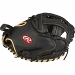 "Rawlings Shut Out 33"" Fastpitch Catcher's Mitt RSOCM33BCC (2018)"