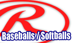 Rawlings Softballs, Baseballs, & Training Balls
