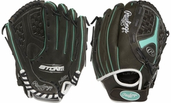 "Rawlings Storm 11.5"" Infield Softball Glove ST1150FPM (2018)"