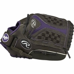 "Rawlings Storm 12"" Outfield Softball Glove ST1200FPUR (2018)"