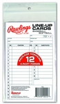 Rawlings System 17 Lineup Cards 17LU