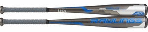 "Rawlings Velo 2-5/8"" Youth USA Bat US8V -10oz (2018)"