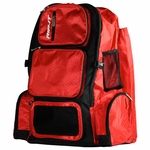 RIP-IT Scarlet Pack It Up Backpack PIUBP