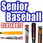 Big Barrel Baseball Bats --  Closeouts