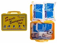 Sports Emergency Pack First Aid Kit by Top Safety Products