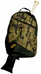 SSK Youth Backpack Camo Bat Not Included