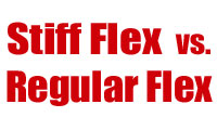 Stiff Flex Bats vs. Regular Flex Bats