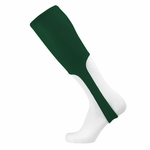 TCK Adult Large Solid Color Dark Green Baseball Stirrup