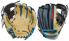"""Wilson A2000 Dustin Pedroia Fit 11.5"""" Infield Glove WTA20RB18DP15SS (2018)"""