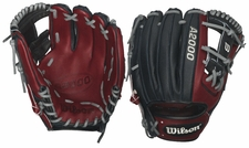 Wilson A2000 SuperSkin Series Gloves