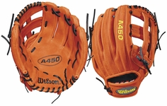 "Wilson A450 12"" All Positions Ball Glove WTA04RB181799 (2018)"