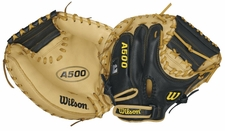Wilson A500 Series Catcher's Mitt 32in WTA05RB16CM (2017)