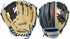 Wilson A500 Series Gloves