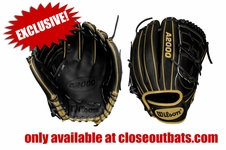 "Wilson Custom A2000 11.75"" Infield Ball Glove CK22 ""Kershaw W/Highlights"" GIDSGGFVIBN (2017)"