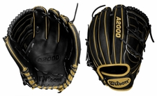 "Wilson Custom A2000 11.75"" Infield Ball Glove CK22 ""Kershaw W/Highlights"" (2017)"