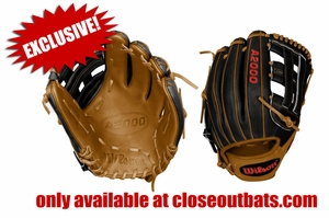 "Wilson Custom A2000 12"" Infield/Outfield Glove DW5 ""The OG"" GIDDYEENATM (2017)"