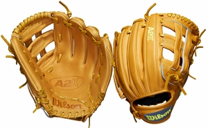 "Wilson Daniel Norris Game Model A2K DW5 12"" Infield/Pitcher Baseball Glove WTA2KRB18LEAUG (2017)"