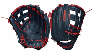 "Wilson Ender Game Model Custom A2000 12.75"" Outfield Glove WTA20RB18LEOCT (2017)"