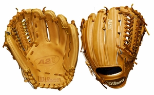"Wilson Jameson Taillon Custom A2K D33 Series 11.75"" Pitcher Glove WTA2KRB18LENOV (2017)"