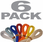Wilson Raw Pro Stock Glove Lace - 6-PACK
