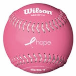 Wilson 12 in Fastpitch Softball WTA9010B-Pink - 1 DZ