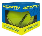 Worth 14-Inch Oversized Pitchers Training Softball